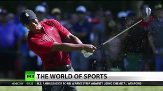 Tiger Woods Returns to Ryder Cup After Six-Year Hiatus