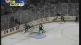 Edmonton vs. San Jose - Round #2, Game #5 2006 NHL Playoffs