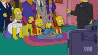 Simpson saison 21-épisode 16  La Plus Grande Histoire jamais ratée