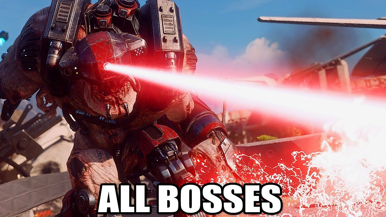 RAGE 2 - All Bosses (With Cutscenes) HD 1080p60 PC thumbnail