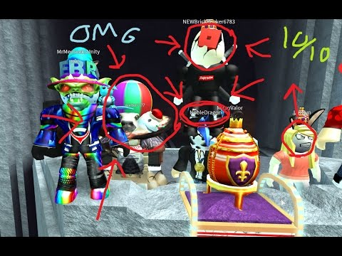 Roblox Egg And In A Server With Nobledragon Spoilers Youtube