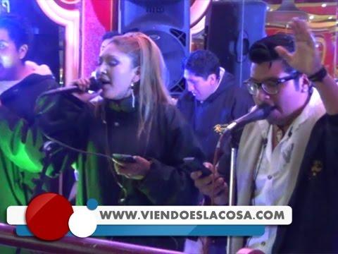 VIDEO: LA NUEVA RUMBA DE BOLIVIA - Qué Voy A Hacer (Ángela Leiva) - En Vivo - WWW.VIENDOESLACOSA.COM