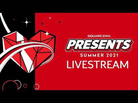 Square Enix Presents E3 2021 Summer Live