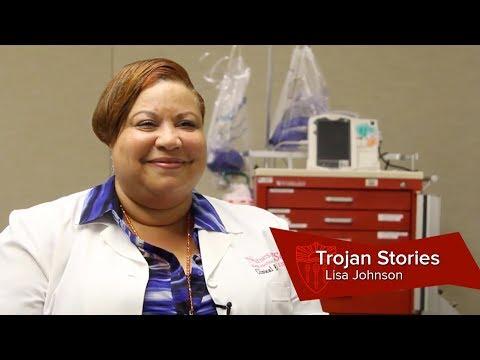 Nurses of USC - Lisa Johnson