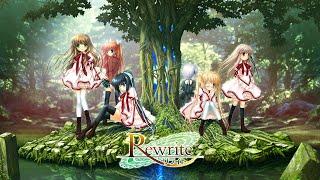 『Rewrite』 オープニングムービー