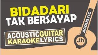 Anji - Bidadari Tak Bersayap (Karaoke Acoustic) Mp3