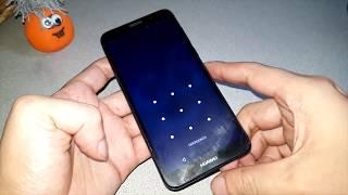 Hard reset Huawei Y5 prime o Y5 2018 o como quitar Pin o patron Y5 2018
