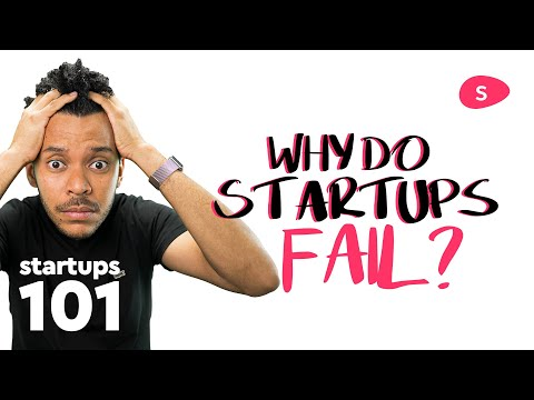 Why Do Startups Fail After MILLIONS Of Dollars?