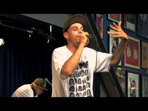Evidence - Chase The Clouds Away (Live At Amoeba)