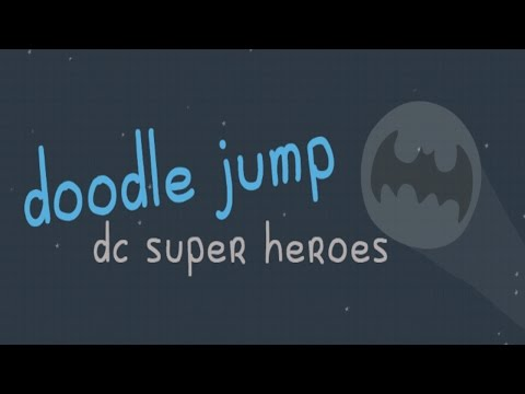 Doodle Jump DC Super Heroes (by Warner Bros.) - iOS / Android / Amazon - HD Gameplay Trailer