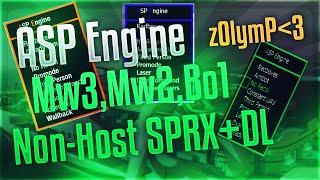 ❖[SPRX/Free] ASP Engine Non-Host SPRX (Mw3,Mw2,Bo1) + Download❖