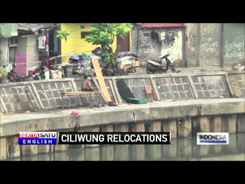 Jakarta to Clear Ciliwung Riverbanks for Inspection Road