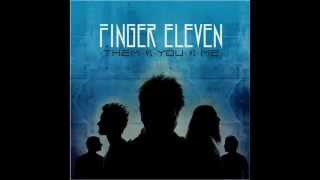 Finger Eleven -Paralyzer (Lyrics)