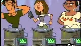 Total Drama Action Episode 16 Dial M for Merger Part 2