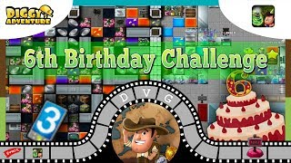[~6th Birthday~] # 6th Birthday Challenge 3 - Diggy