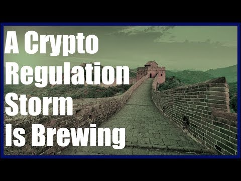 The Great Crypto Paywall Of China Is A Blueprint For The West