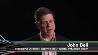John Bell, Ogilvy - The Digital CMO Summit 2011