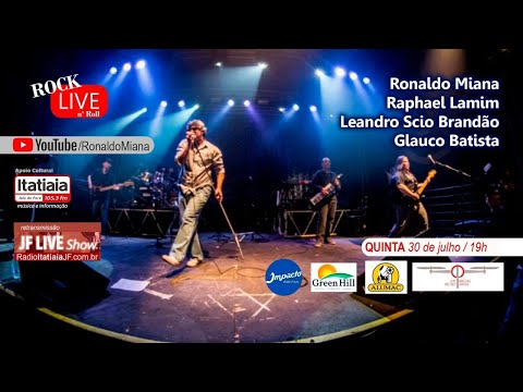 Live Miana, Lamim, Leandro Scio e Glauco Batista