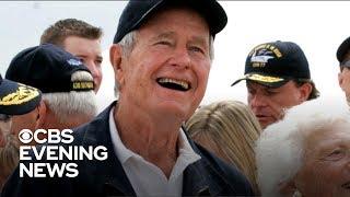 Houston residents remember former President George H.W. Bush