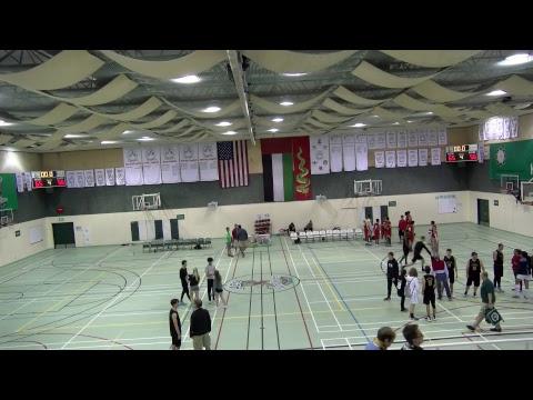 Varsity Men Basketball: ASD at ACS