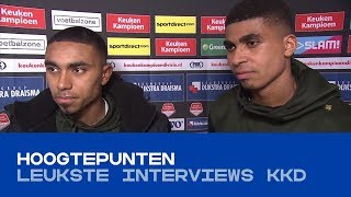 HOOGTEPUNTEN | De leukste interviews Keuken Kampioen Divisie | Speelronde 20