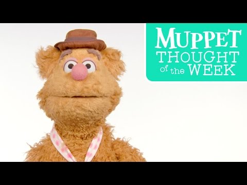 Muppet Thought of the Week ft. Fozzie Bear | The Muppets