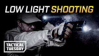 Tactical Tuesday | FBI Drill: How To Shoot In Low Light