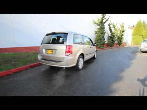 2016 Dodge Grand Caravan AVP | Cashmere/Sandstone Pearl | GR140534 | Redmond | Seattle |