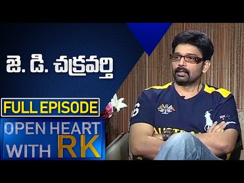 Actor JD Chakravarthy | Open Heart With RK | Full Episode | ABN Telugu