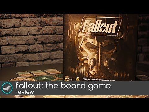 Fallout: The Board Game Review