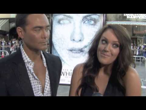 Lacey Schwimmer and Mark Dacascos Interview