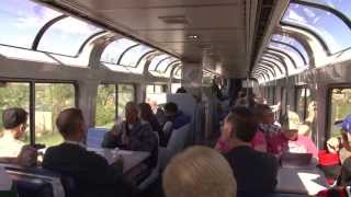 Amtrak HD Capital Limited and California Zephyr May 2013 Consists in Notes a