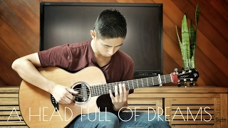 (Coldplay) A Head Full Of Dreams - Brian Zhang - Fingerstyle Cover