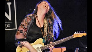 """Joanne shaw taylor touring in support of the release """"reckless heart"""" - kicked out jams detroit area's great venue token lounge! from joanne's..."""