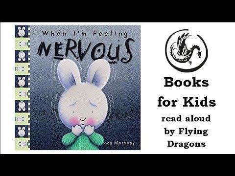 When I'm Feeling Nervous by Trace Moroney | Books Read Aloud for Children | Audiobooks