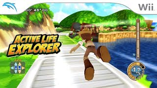 Active Life: Explorer | Dolphin Emulator 5.0-7309 [1080p HD] | Nintendo Wii