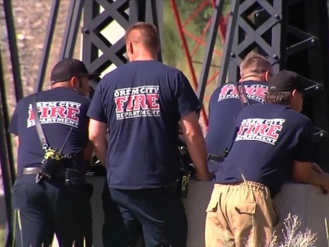 Two Die Trying to Save Girl From Utah River