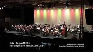 Duke Ellington Medley, Pop-Classics 2015 Musikgesellschaft Villmergen