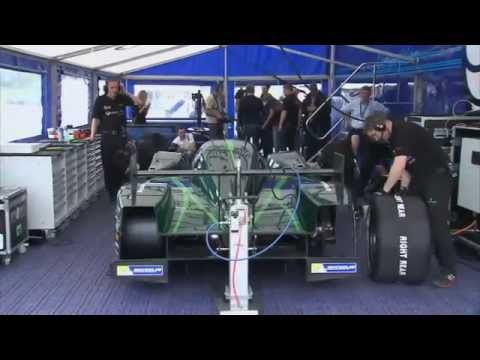 British Car Breaks Electric Land Speed Record