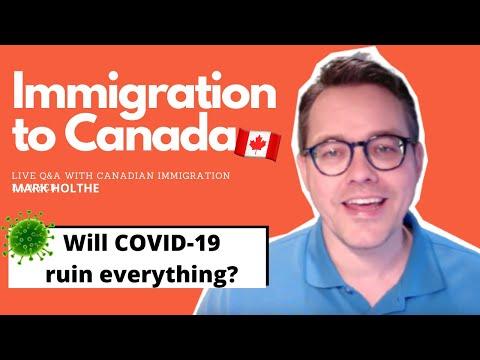 Canada Immigration - Live Q&A