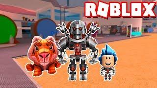 CLONES ROBOT BABY Y GRANJA DE ANIMALES | ROBLOX CLONE TYCOON 2 |