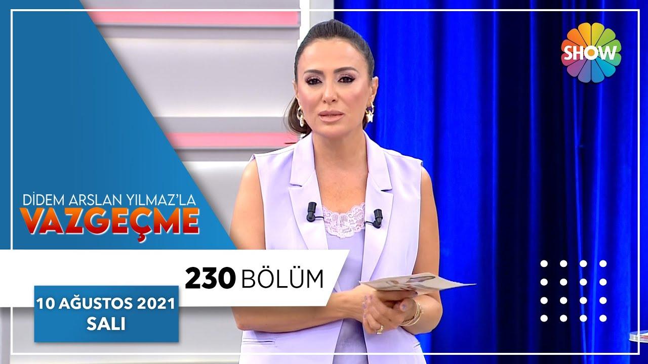 Didem Arslan Yılmaz'la Vazgeçme 143.Bölüm | 5 Mart 2021