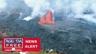 Lava Threatens More Homes & Attractions in Hawaii - LIVE COVERAGE