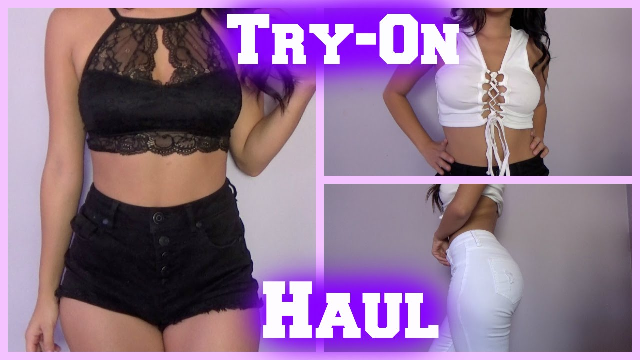 50443923b7 Laura's Boutique&SoHo Try-On Haul - YouTube