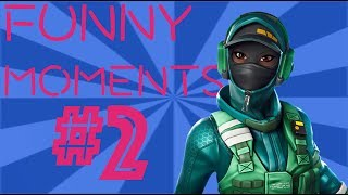 FORTNITE FUNNY MOMENTS AIM-TROOPER #2