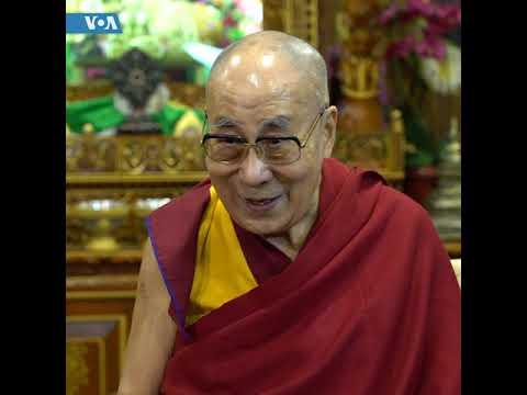 达赖喇嘛:中国有巨大的潜力,在经济上、文化上