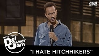 Pierre Edwards On How to Handle Hitchhikers | Def Comedy Jam | Laugh Out Loud Network