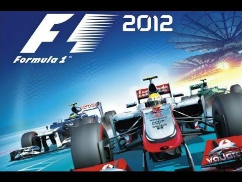 F1 2012: Ep8 - Grand Prix of Europe Valencia Street Circuit