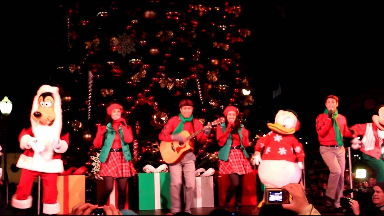 sc 1 st  YouTube & San Francisco Disney Tree Lighting Pier 39 - YouTube azcodes.com