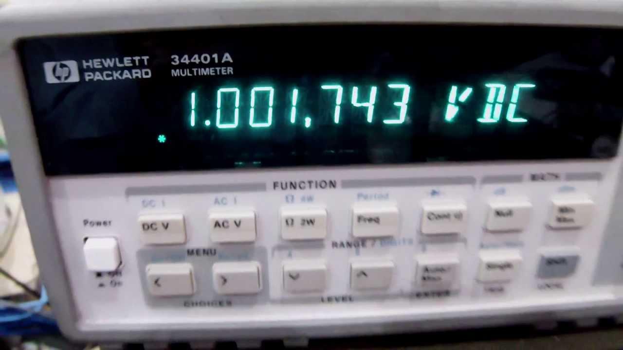 ADS1232 1 000V TEST Hi SPEED MODE